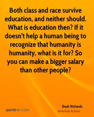 beah richards education quotes education quotes spectrum quotes amp ...