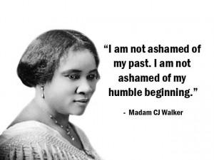 ... Madam CJ Walker - More Madam CJ Walker at http://www.evancarmichael