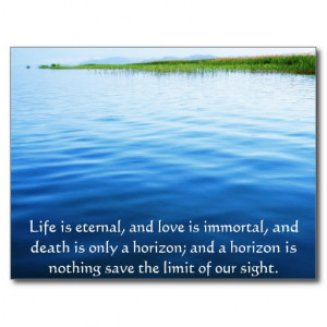 death inspirational grieving quote post cards poem about death ...