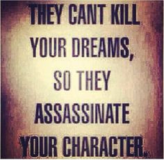 Bully Bosses not only ASSASSINATE YOUR CHARACTER so that the rest of ...