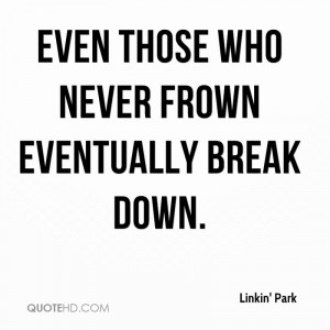 Linkin' Park Quotes