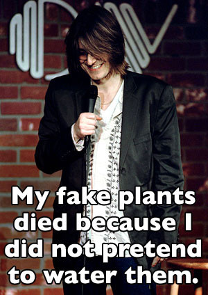 Mitch Hedberg Quotes and Epic One – liners
