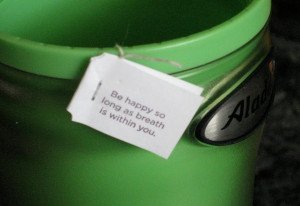 Yogi Tea Quotes My yogi black chai tea bag