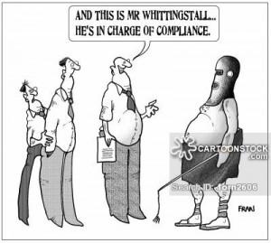 Compliance cartoons, Compliance cartoon, funny, Compliance picture ...