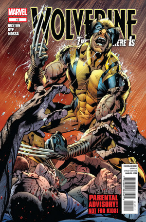 Wolverine: The Best There Is #12 cover