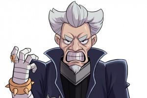 Dr. Claw - Inspector Gadget Wiki
