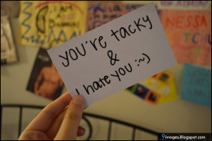 Displaying (18) Gallery Images For I Hate You Quotes For Girls...