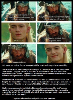Also this: http://tolkiengateway.net/wiki/The_Shibboleth_of_F%C3 ...
