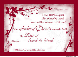 Christmas A Christmas Quote To The Christmas Crackers