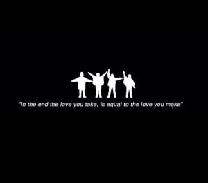 Great Beatles quote