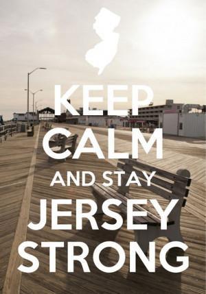 Jersey girl!