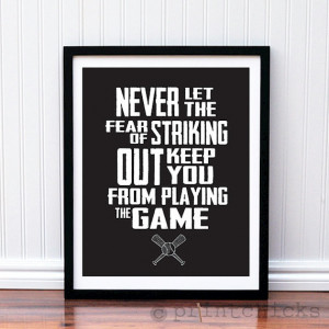 Little boy baseball quotes quotesgram for Small room quotes