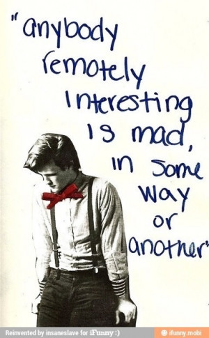 The 11th Doctor quotes