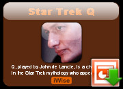 Star Trek Q quotes