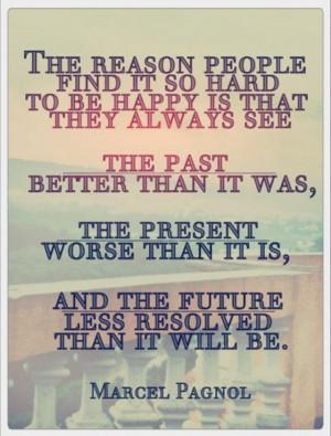 Past / Present / Future