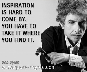 Bob Dylan Quotes Quote Coyote