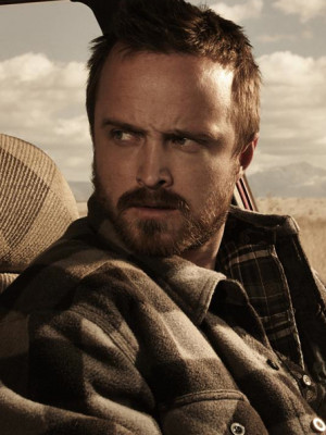 Portrayed by Aaron Paul