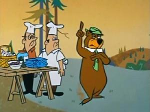Yogi Bear Slap Happy Birthday