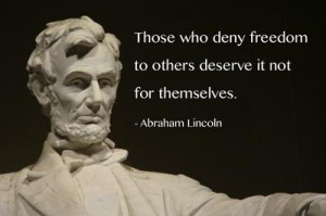 33 memorable quotes from America's 16th president, Abraham Lincoln