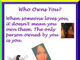 lesbian love quotes photo: Who Owns You PuddyGirlQuotes27.png