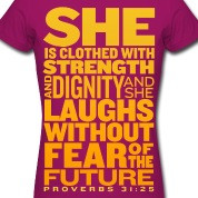 Christian Quotes T-Shirts