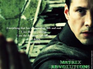 THE MATRIX REVOLUTIONS [2003]