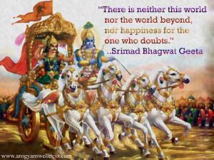 Bhagavad Gita Quotes HD Wallpaper 10
