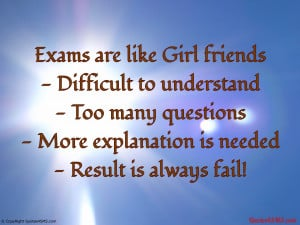 Exam Quotes HD Wallpaper 2