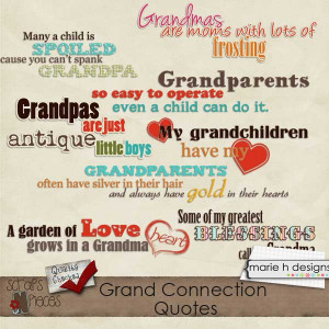 Grand Connection Quotes