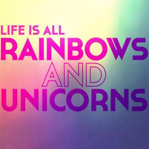 rainbows # unicorns # rainbow # unicorn # art # graphicdesign # type ...