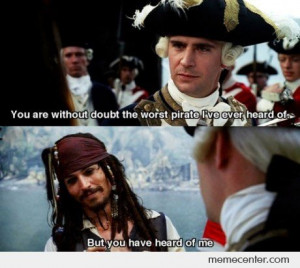 Pirates Of Caribbean Memes - 8491 results