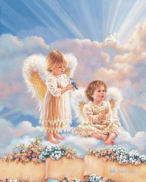 Les enfants ne sont-ils pas des anges ?