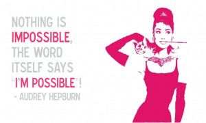 Audrey Hepburn Quotes Facebook Covers As i leave 2011 behind and