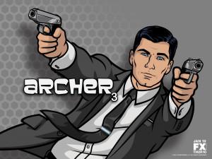 Sterling Archer Wallpaper 1600x1200 Sterling, Archer, Archer, TV