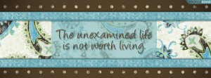 Life Quote Facebook Cover for Timeline Preview