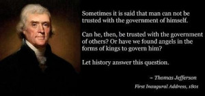 Quotes and sayings thomas jefferson people history deep