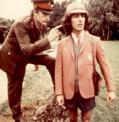 george and eric idle