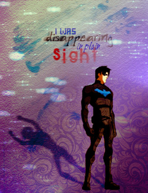 young justice nightwing young justice this why young justice nightwing