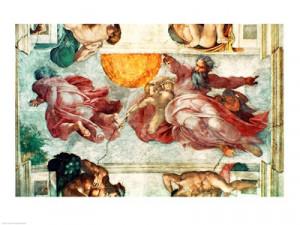 Michelangelo Buonarroti Art