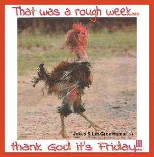 it's friday quotes with pictures   Thank God Its Friday Quotes Funny
