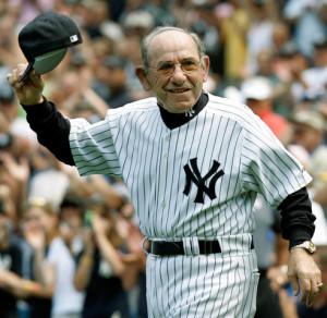 Yogi Berra Inspirational Quote: Yogi Berra End Up Someplace Else