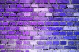 purple brick Image