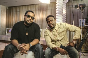 Ride along Ice Cube and 2
