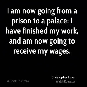 Going to Prison Quotes