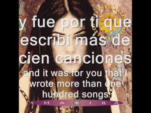 Does anyone know cute spanish quotes?