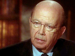 Wilbur Ross mentioned recently his bullishness on insurance stocks: