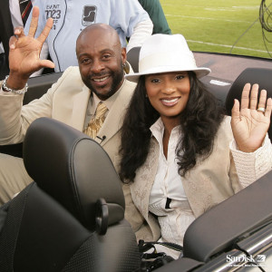 Jerry Rice Wife Pictures