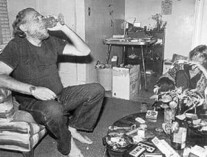 The 10 Best Charles Bukowski Quotes About Drinking