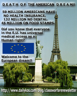 The French newspaper Le Monde reports 1.5 million living the American ...