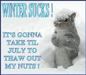 Kansas Winter Poem
